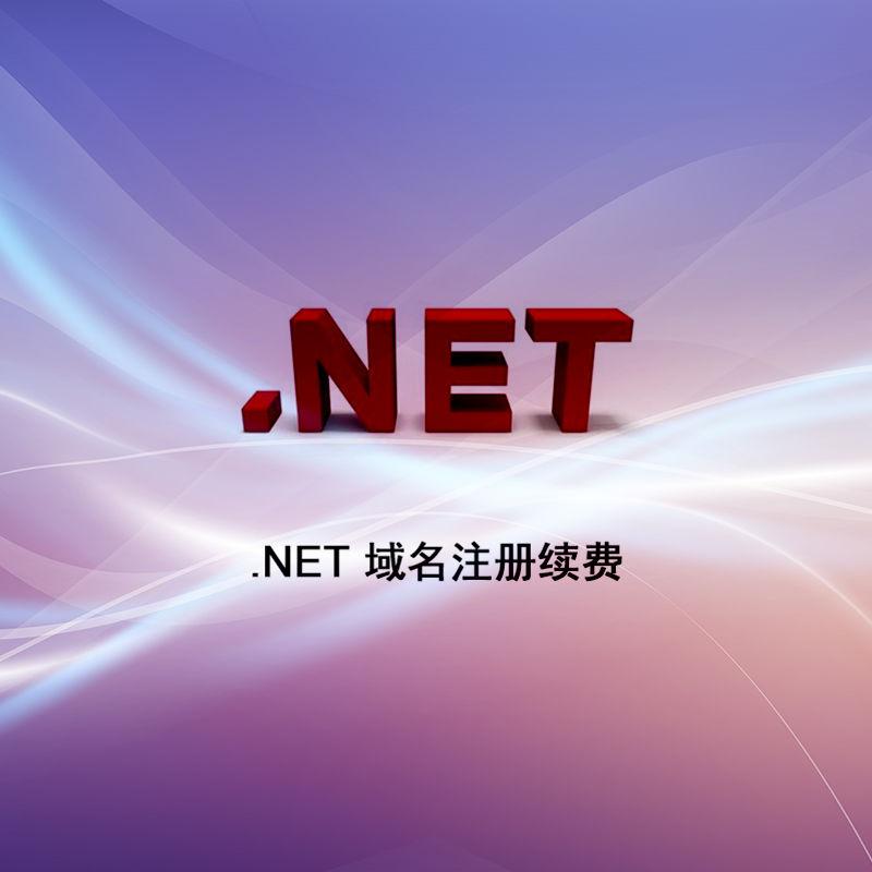 .net 域名注册续费